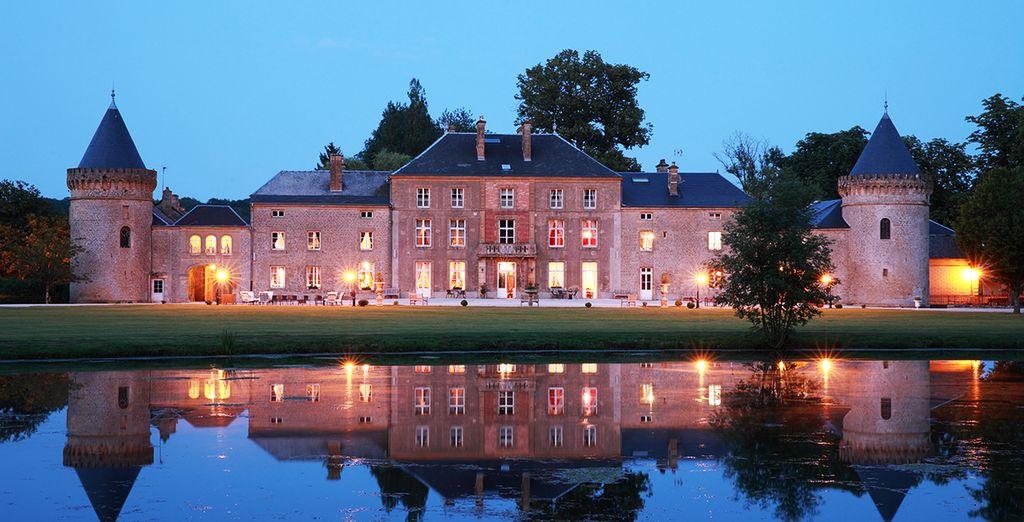 Domaine Château du Faucon4*