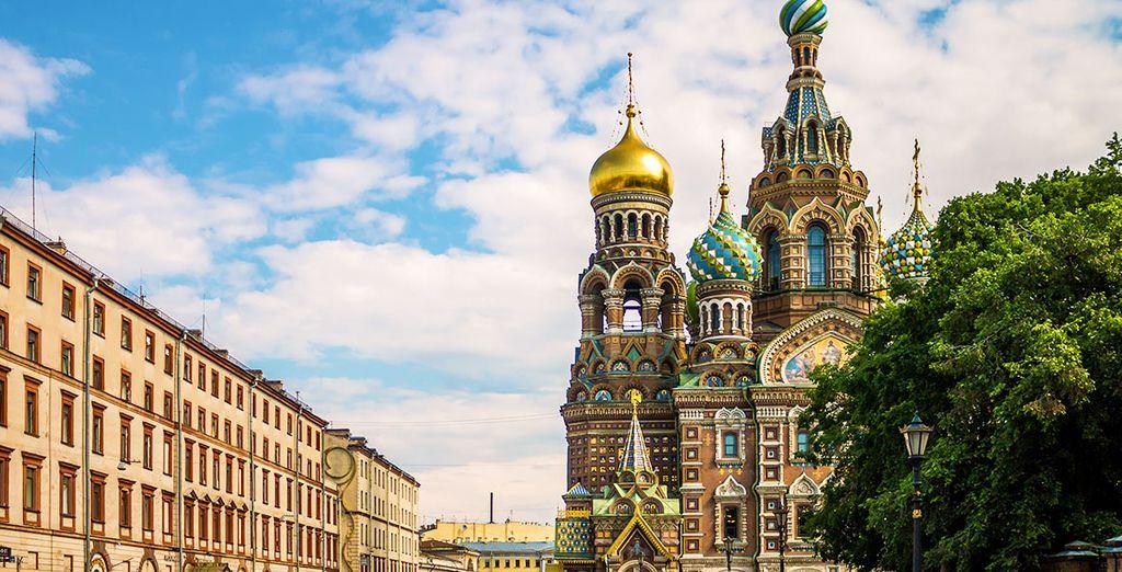 Croisière Splendeurs de Russie - 10 nuits