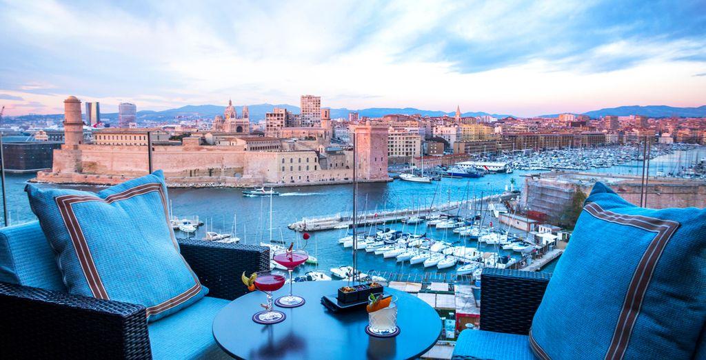 Marseille Vieux Port 5*