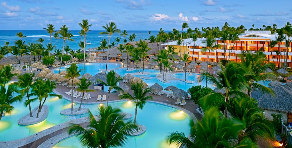 hotel de luxe punta cana