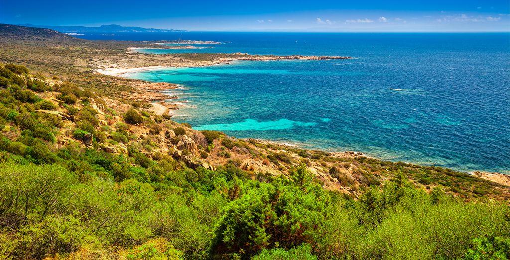 Tour de la Haute-Corse en 7 nuits/8 jours avec Corsica Ferries