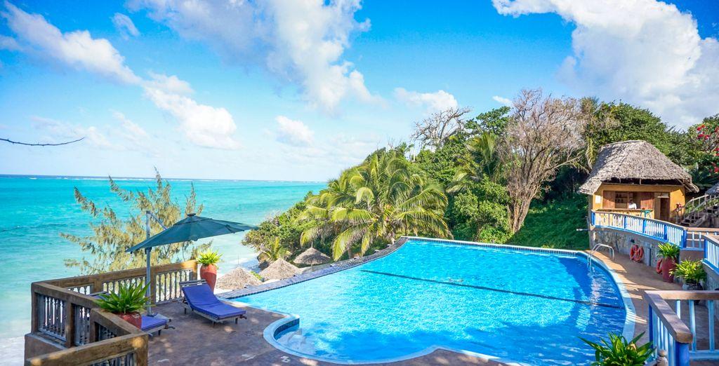 ÔClub Experience Zanzibar 4* et safaris possibles