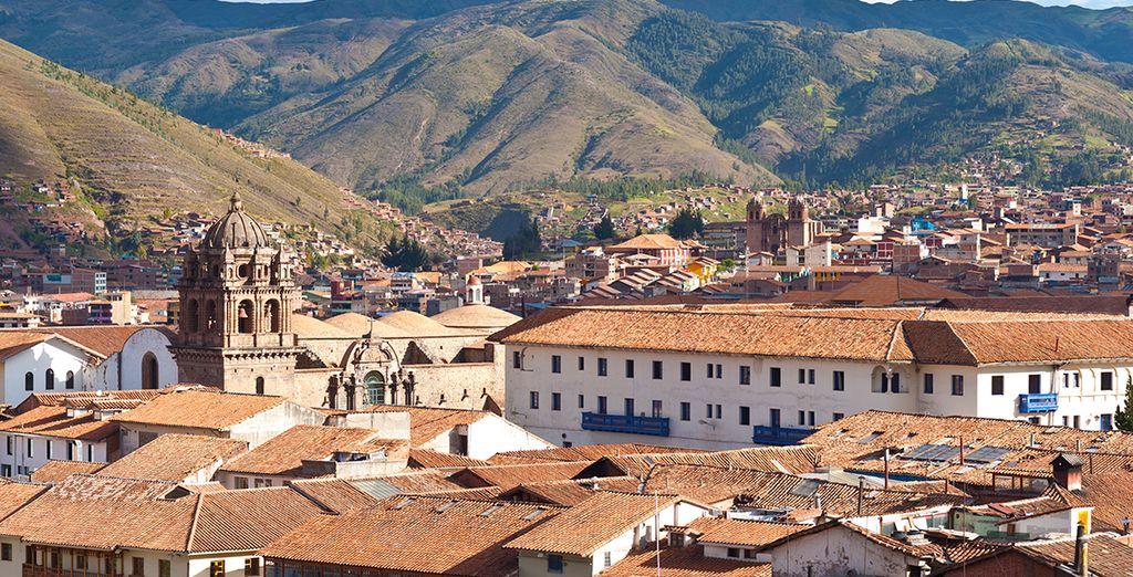 Faites une pause à Cuzco
