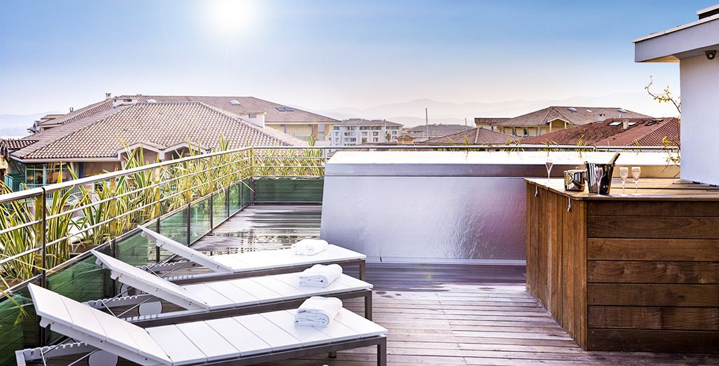 Résidence & Spa La Villa Romana 4*