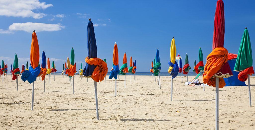 ou sur la plage ...