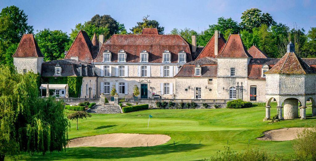 Découvrez le Château des Vigiers !