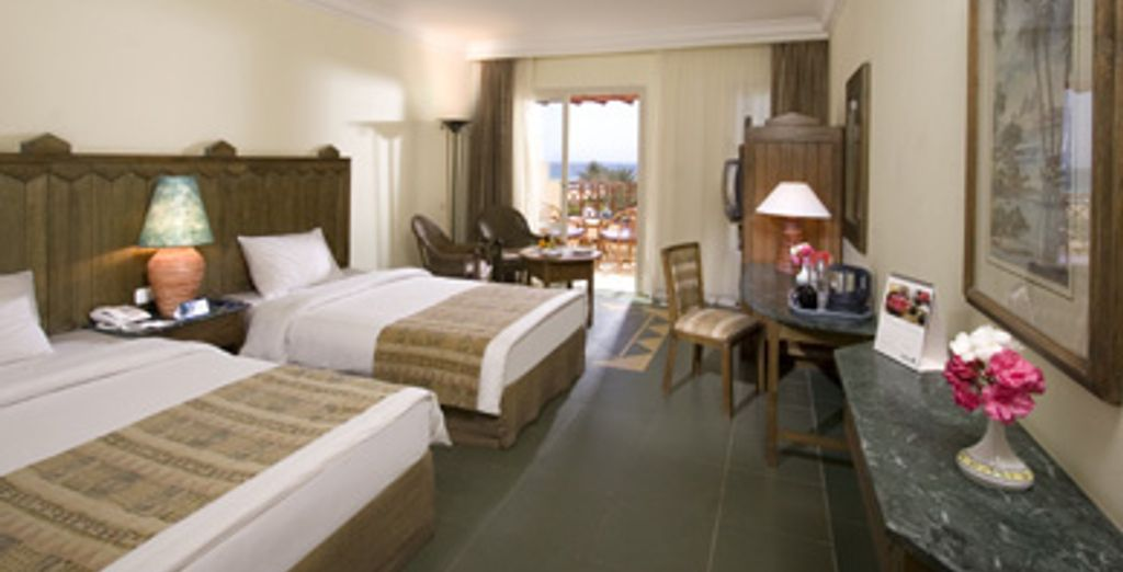 - Radisson Blu Resort Taba ***** - Taba - Egypte Taba