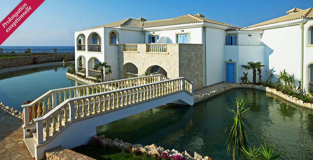 Cap sur les vacances... - Mitsis Hôtel Laguna Resort & Spa 5* Anissaras