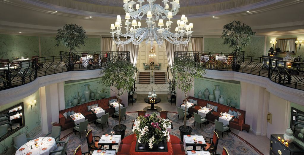 Palace Shangri-La, Hotel Paris avec Voyage Privé