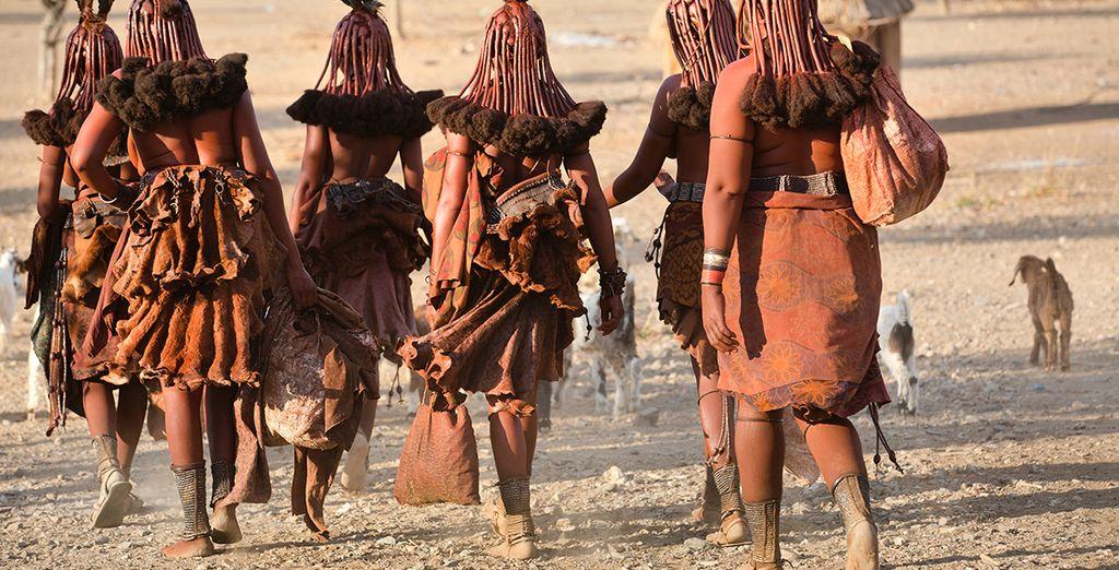 Autotour Namibie : Mosaique Culturelle - 13 nuits