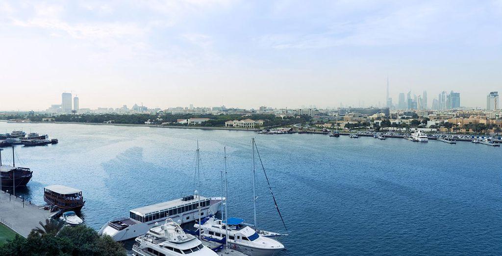 Découvrez la démesure de Dubaï depuis votre hôtel Sheraton Creek 5* Dubaï - Combiné Dubaï 5* & Circuit Charmes de Thaïlande 4* Dubai