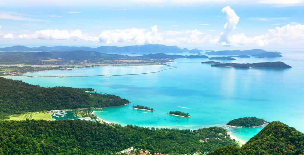 Visitez la Malaisie en commençant par la Malaisie
