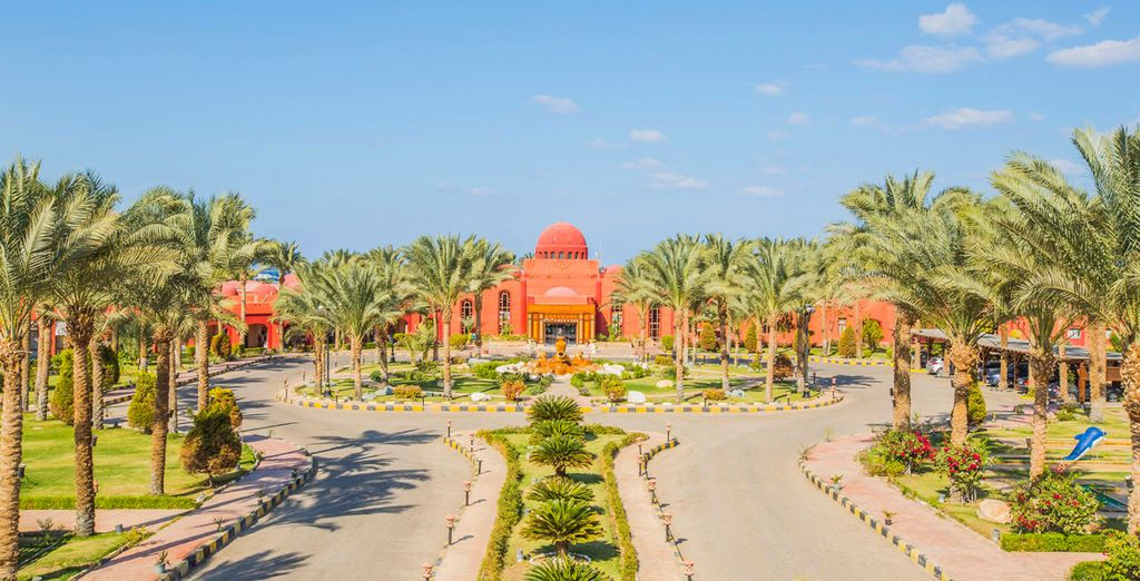 Bienvenue au Sentido Oriental Dream Resort 5*