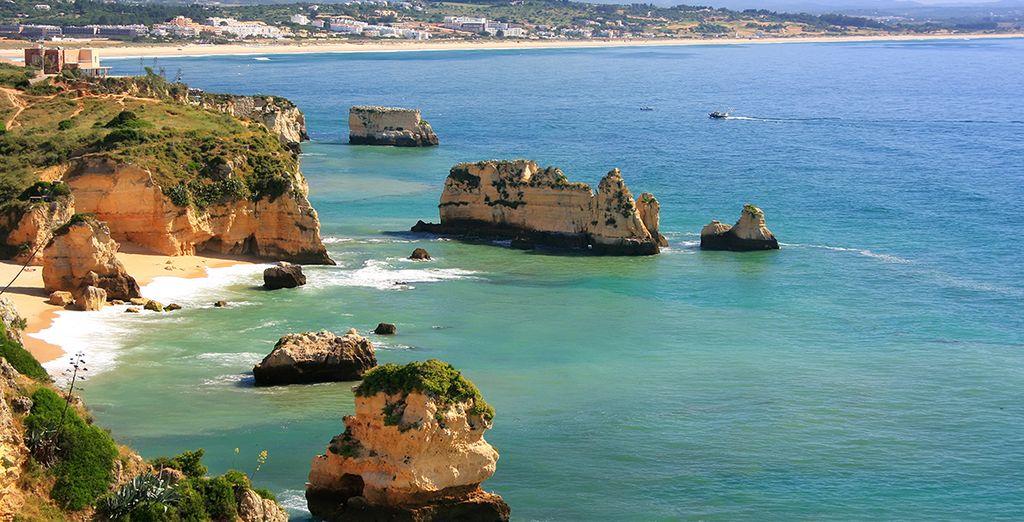 Le Portugal a tant à offrir... Passez un agréable séjour au Tivoli Lagos et revenez transformés !