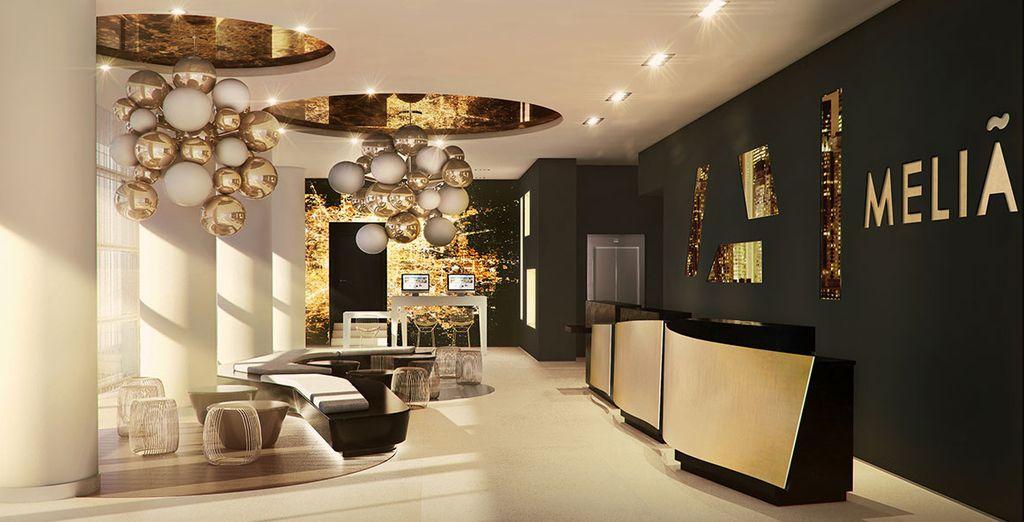 Dans un cadre des plus remarquables... - Hôtel Mélia Paris La Défense 4* Paris