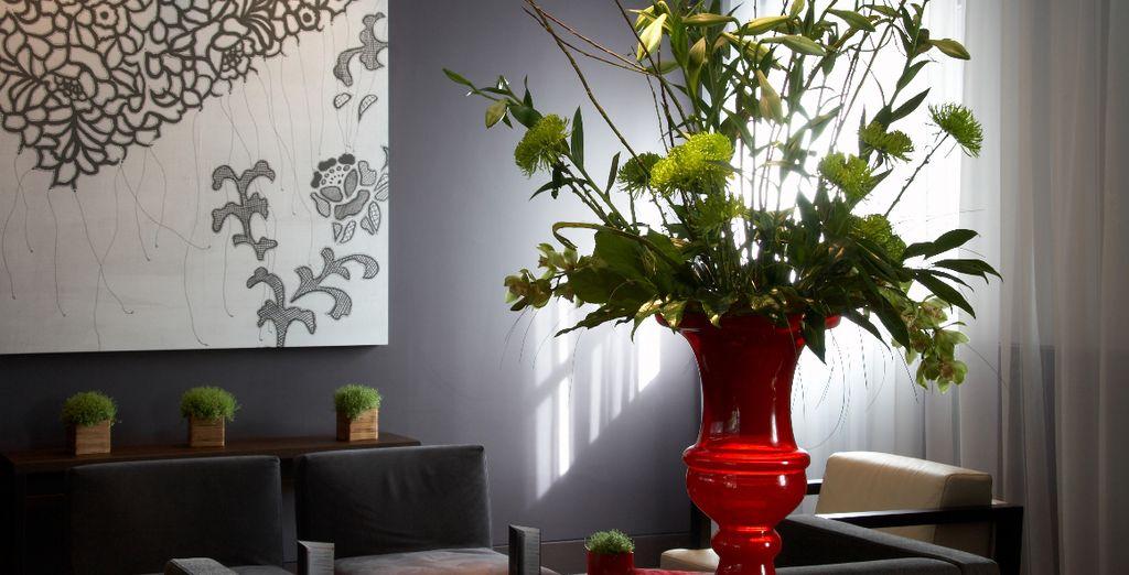 Vous allez adorer l'atmosphère apaisante et la décoration élégante