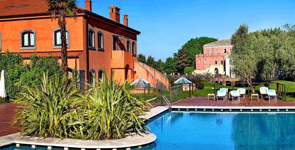 Bienvenue à l'hôtel Il Picciolo Etna Golf Resort & Spa