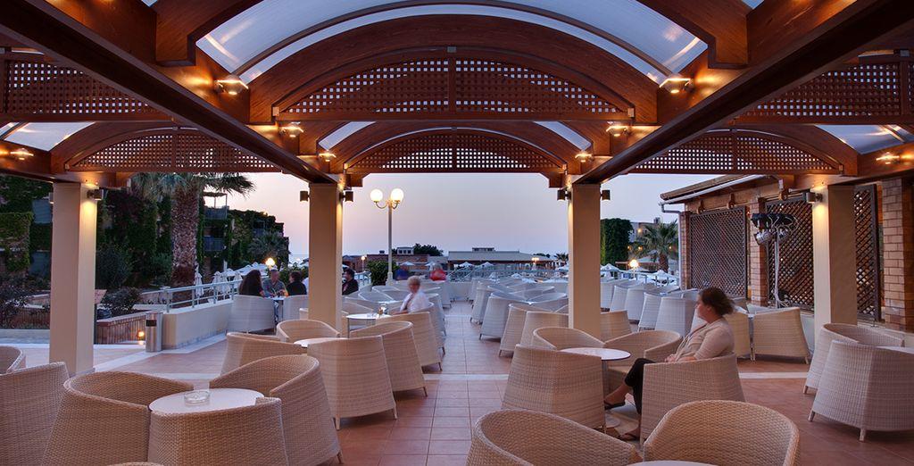 Un cocon luxueux... - Hôtel Bella Beach 5* Anissaras