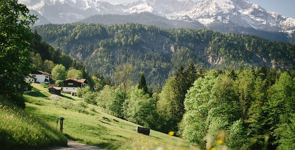 Bayern entdecken mit Voyage Privé