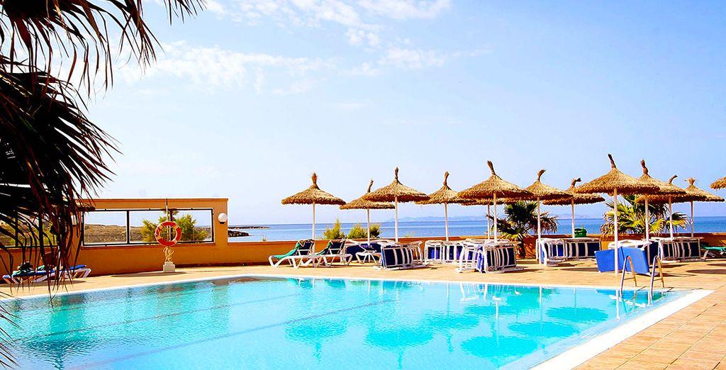 Succombez à des vacances de rêve au THB Sur Mallorca