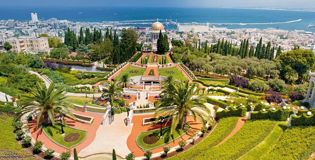 Ou encore Haifa