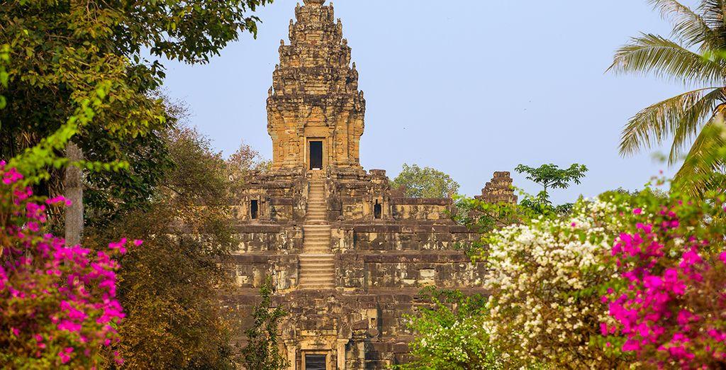 Optez pour l'extension de 4 nuits au Cambodge, direction Siem Reap
