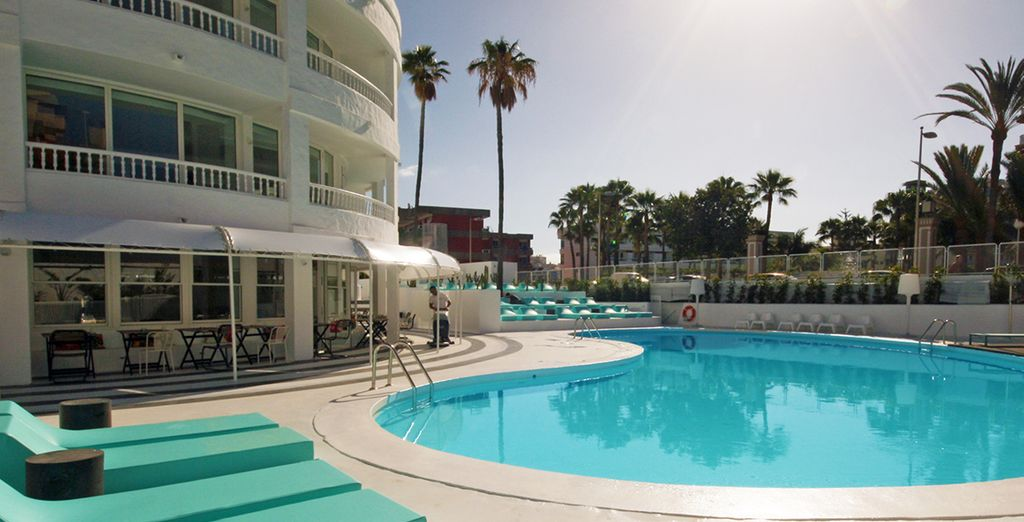 Venez goûter à la douceur du climat de Grande Canarie - Gold by Marina 4* Gran Canaria