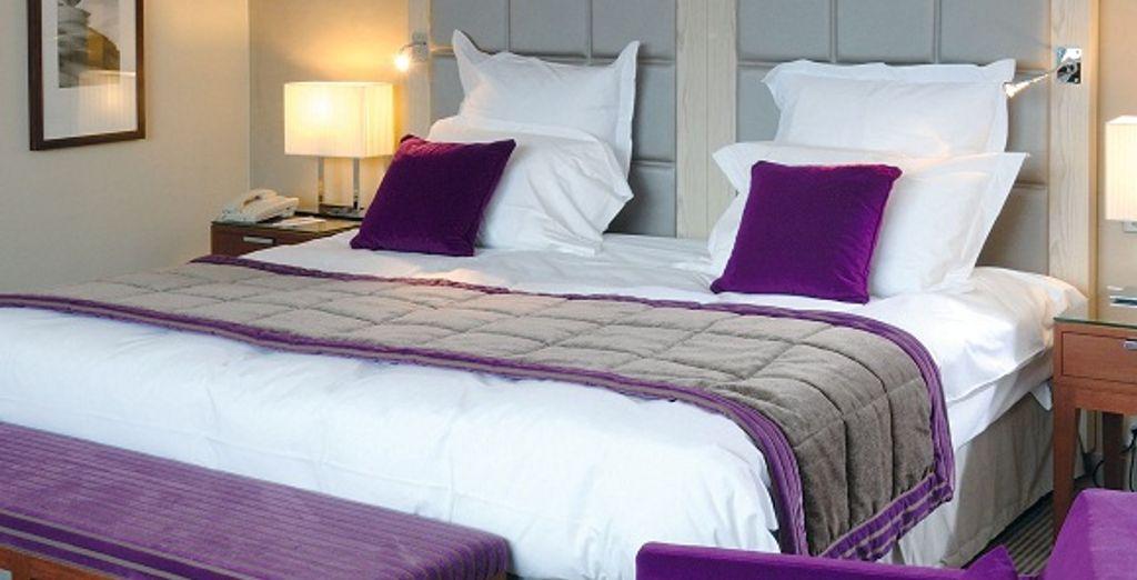 La chambre Hilton Guest Room
