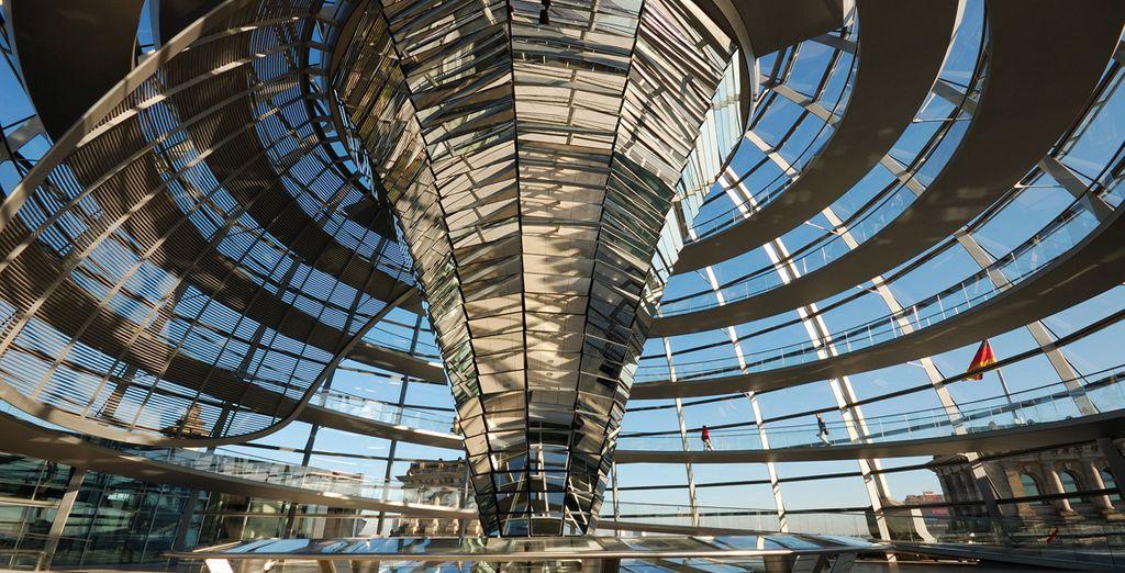 Découvrez une capitale moderne à l'avant-garde en matière de culture et d'architecture