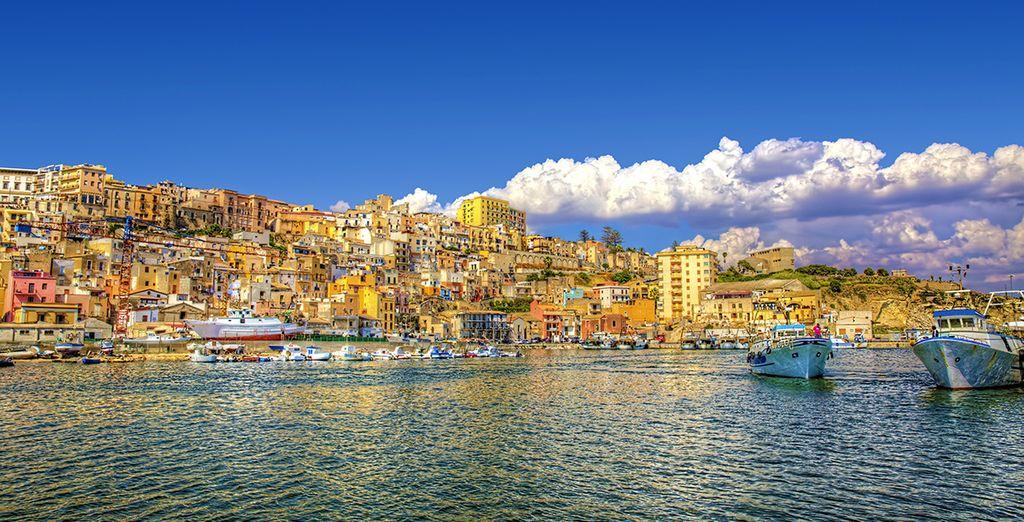 Excellent séjour dans le sud de la Sicile !
