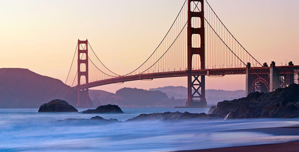 Mais aussi à San Francisco