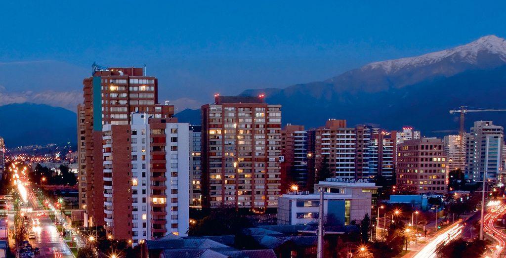 Vous commencerez votre séjour à Buenos Aires...