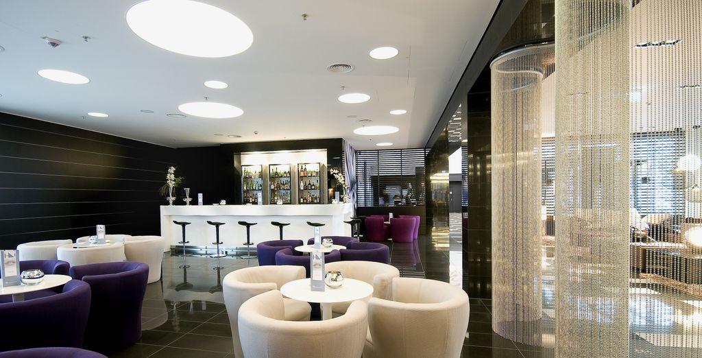 Découvrez le charme de l'Hôtel Eurostars Grand Central 4*
