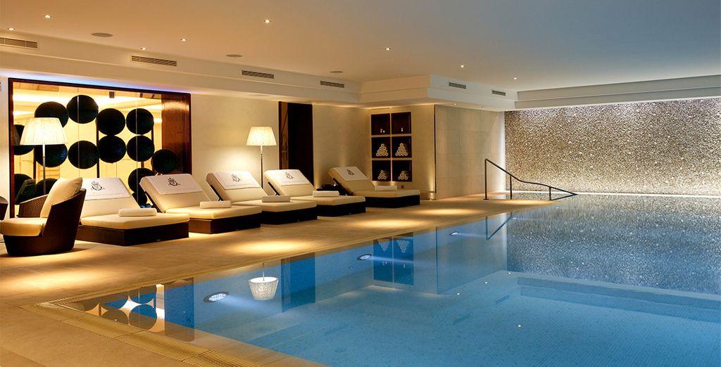 Hôtel Majestic & Spa 5* avec Voyage Privé
