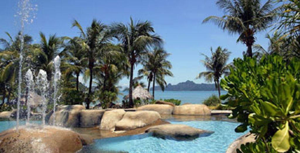 - The Westin Langkawi Resort & Spa ***** - Langkawi - Malaisie Langkawi
