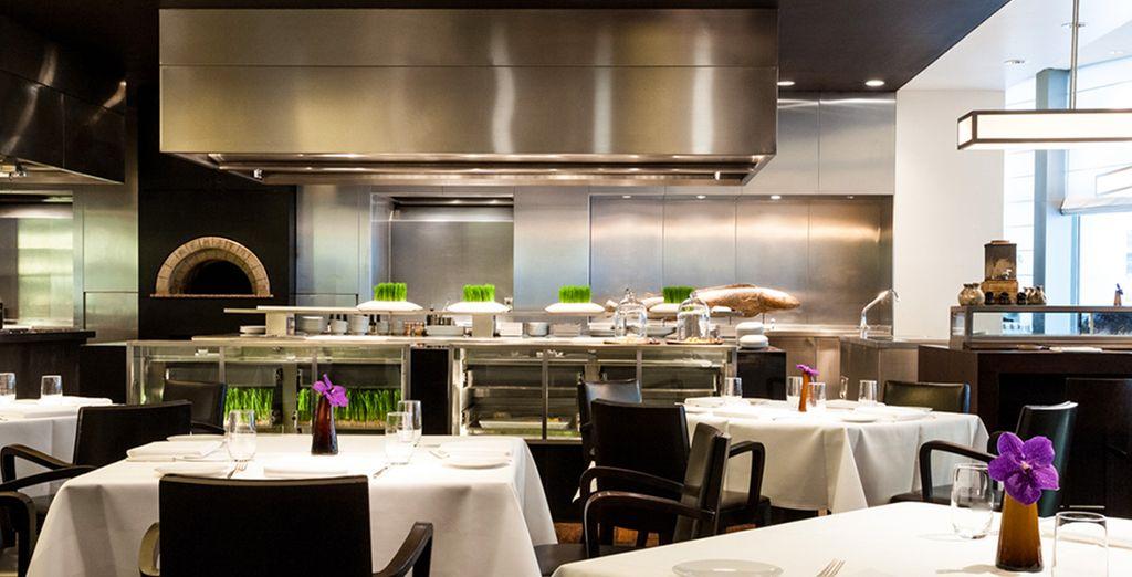 et le Vox Restaurant.