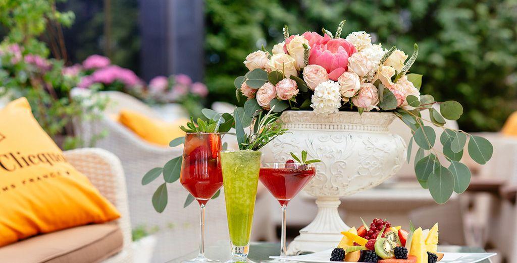 Kiev holiday - Gastronomy