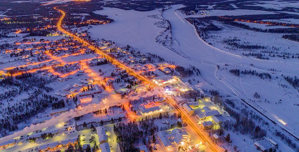 Partez à la découverte de la Laponie Finlandaise