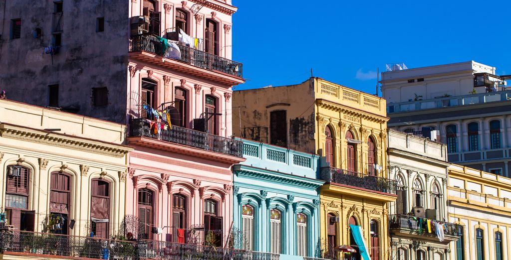 Combiné Cuba en 10 nuits