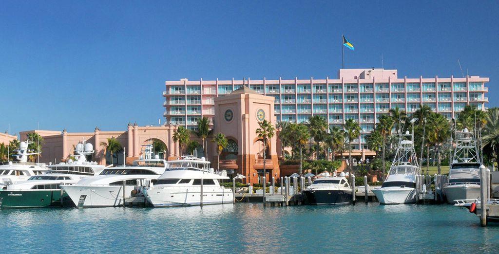 L'hôtel Coral Tower 4* vous ouvre ses portes