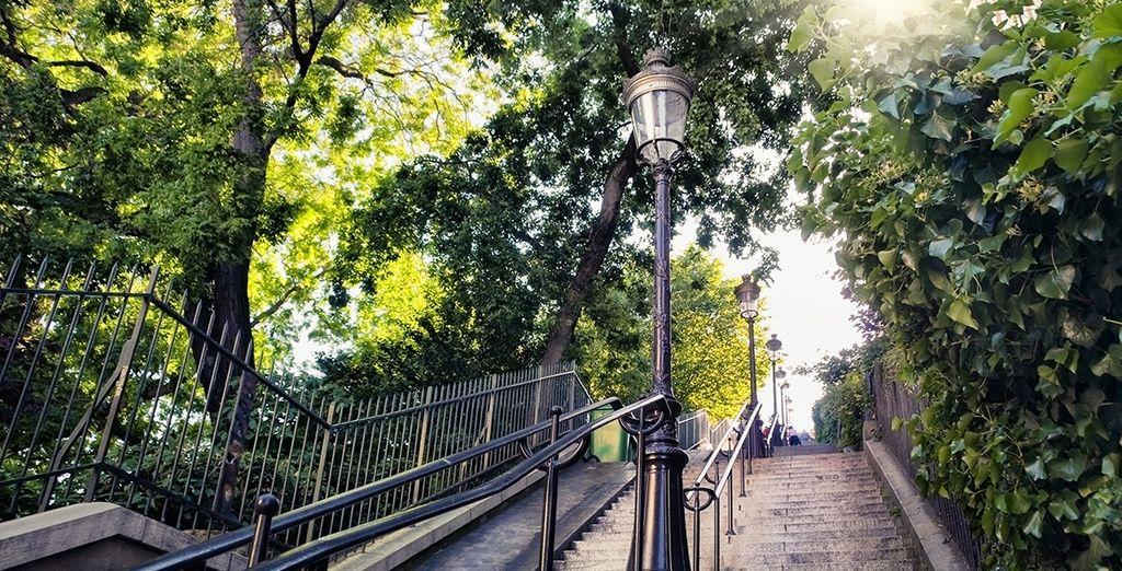 Entre monuments grandioses et quartiers typiques