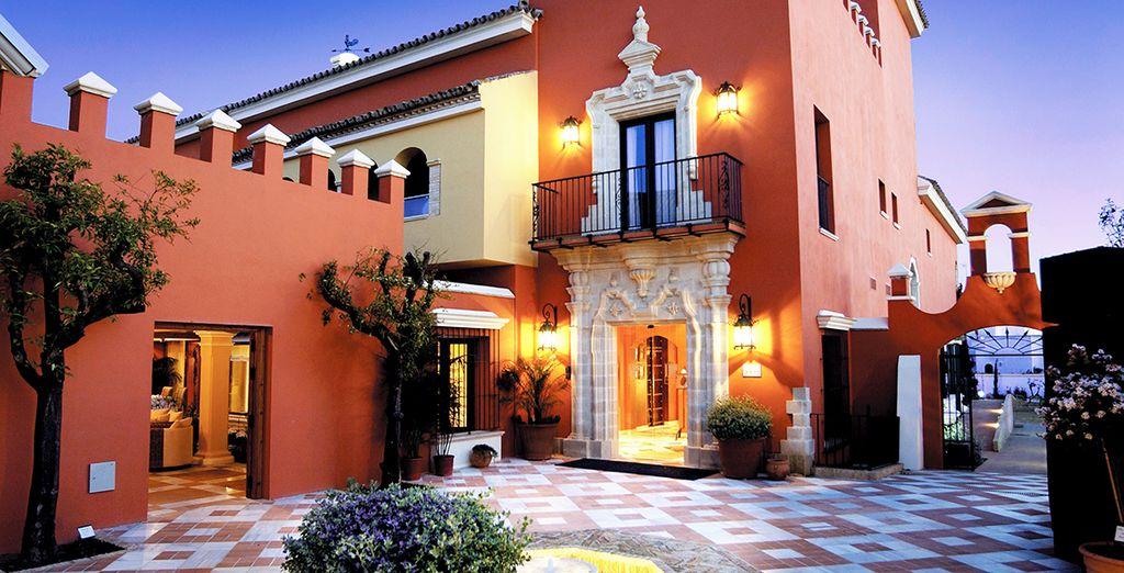 Bienvenue à l'hôtel Jandalos Vistahermosa, dans la région de Cadix !