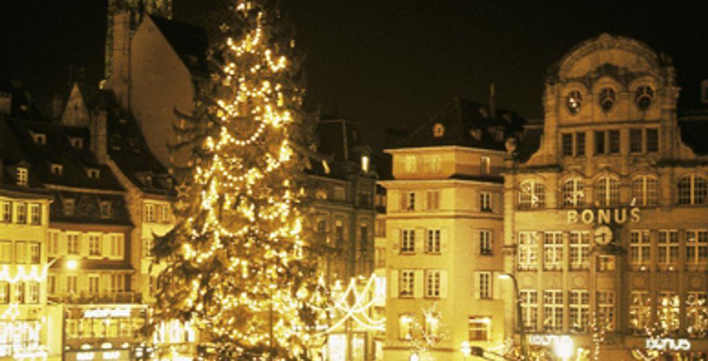 - Le Marché de Noël - Strasbourg - France Strasbourg