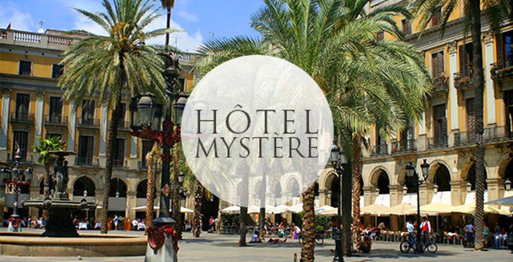 Hotel Mystere Barcelone