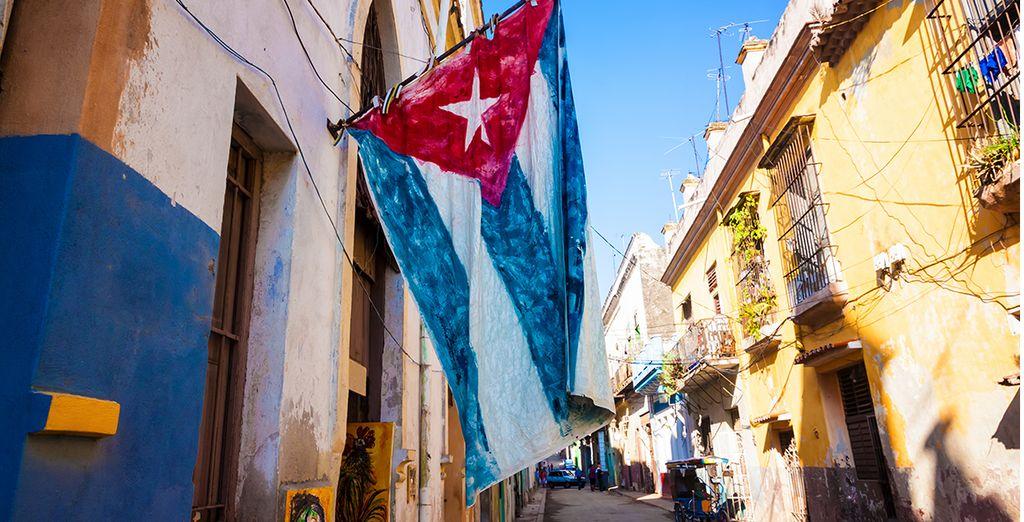 Suivez-nous à Cuba !