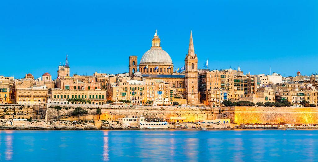 Sur l'île de Malte, pépite de la Méditerranée - The George Boutique Hotel 4* St Julians