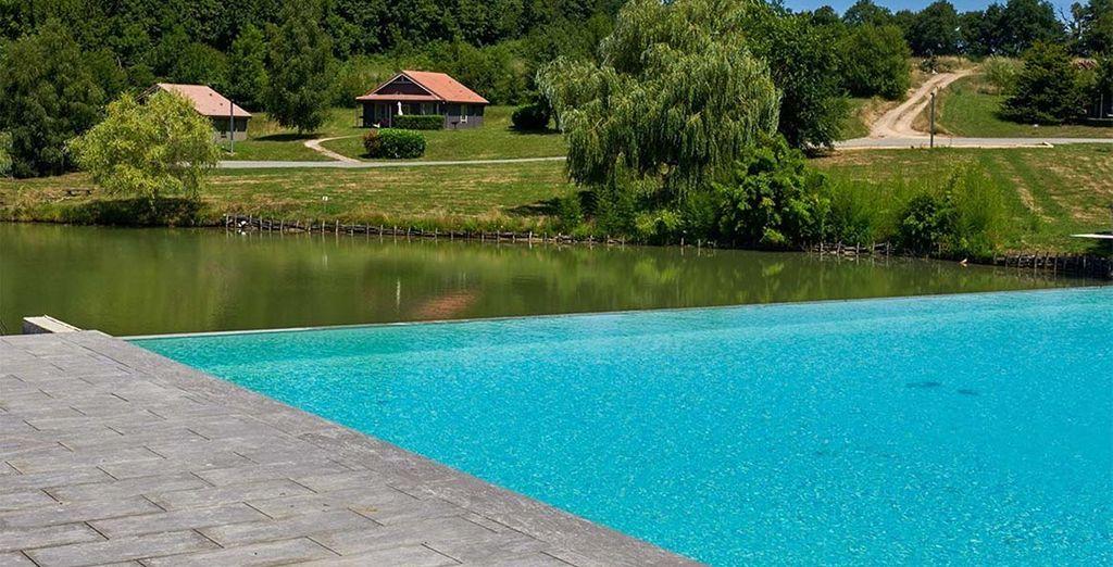 Bienvenue à la résidence du Domaine du Grand Bois, en plein cœur de la Bourgogne... - Résidence du Domaine du Grand Bois Gimouille