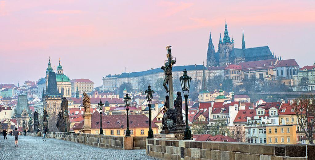 Bienvenue à Prague pour une visite des plus beaux endroits de la ville !