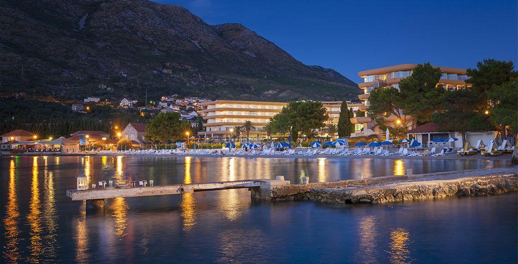 Bon séjour au Liburnia Riviera Hotel Albatros...