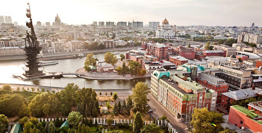 Et bien sûr Moscou